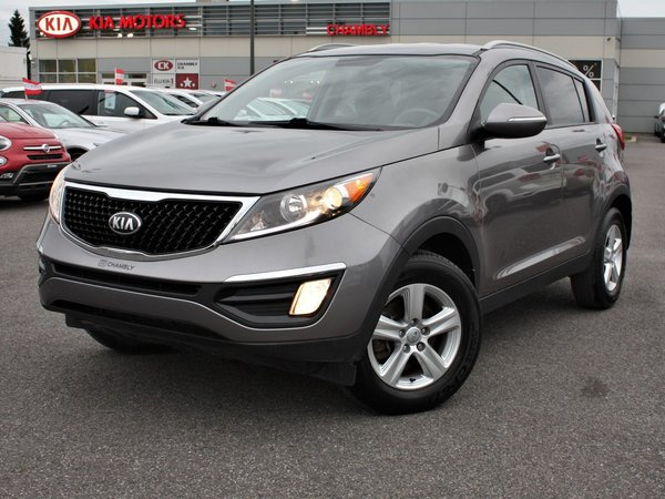 Kia Sportage LX 2.4L **Sieges Chauffants**Bluetooth**Cruise** 2014