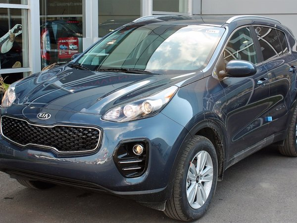 kia sportage lx awd nouveau 2018 bleu tempete met neuf vendre 27835 0 kia chambly. Black Bedroom Furniture Sets. Home Design Ideas