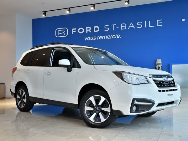 2017 Subaru Forester LIMITED 2.5I+TOIT OUVRANT+CAMERA+++