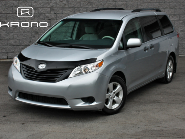 2014 Toyota Sienna 7 Passagers