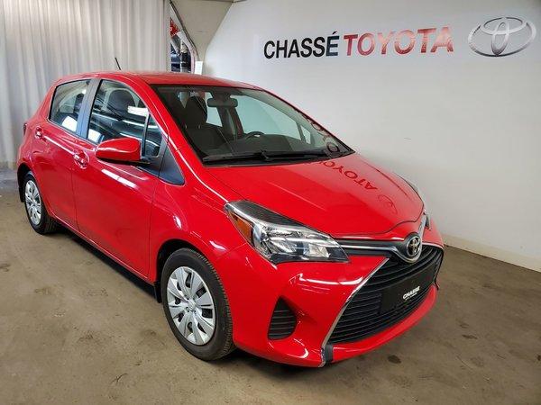 2016 Toyota Yaris Hatchback Gr. Commodité