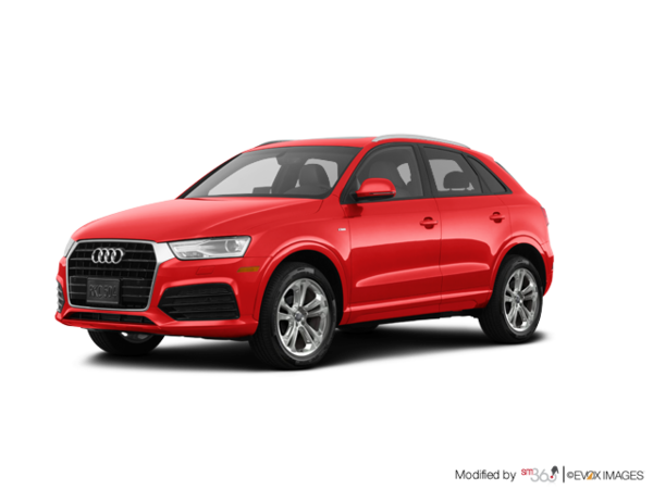 New 2018 Audi Q3 In Mississauga A18817