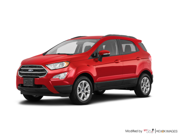 Ford EcoSport SE 4WD 2018