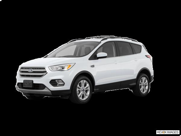 2018 Ford Escape SEL - FWD