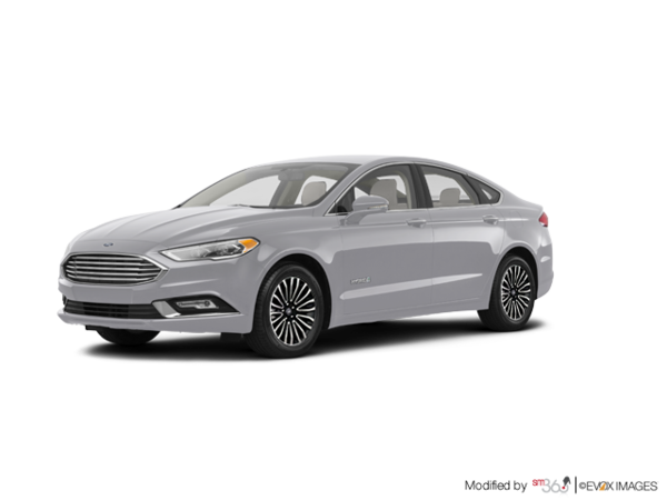 Ford Fusion Titanium HEV 2018