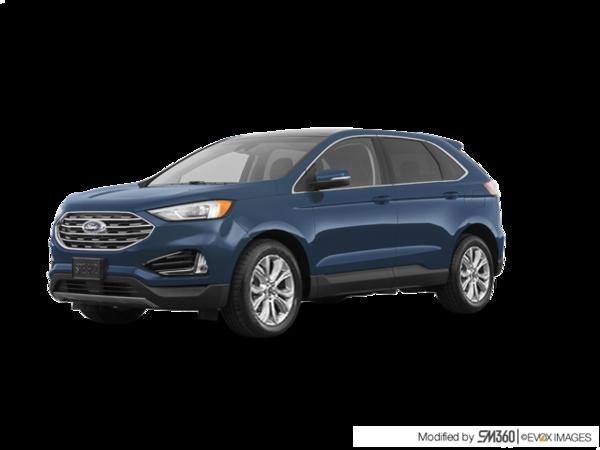 2019 Ford Edge Titanium - AWD
