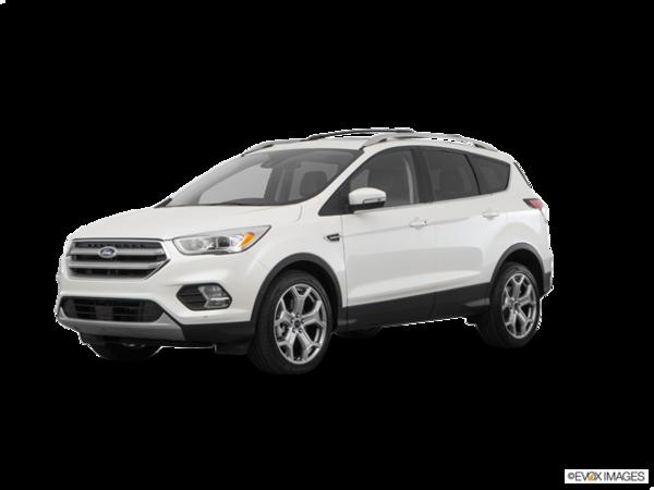 Ford Escape Titanium - 4WD 2019