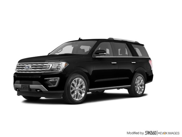 2019 Ford Expedition Limited Black edition***
