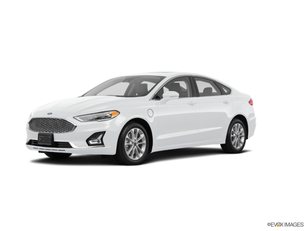 2019 Ford Fusion Titanium Energi PHEV