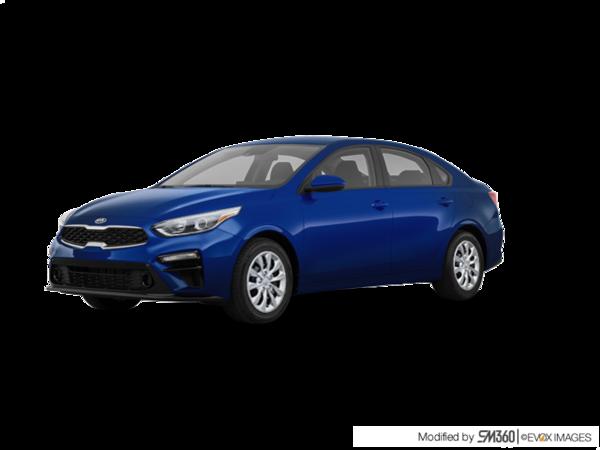 Kia Forte Sedan LX MT 2019