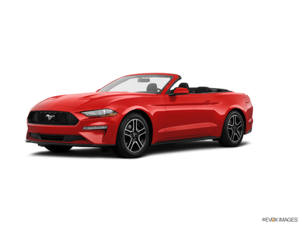 2019 Ford Mustang Convertible Ecoboost 2.3L