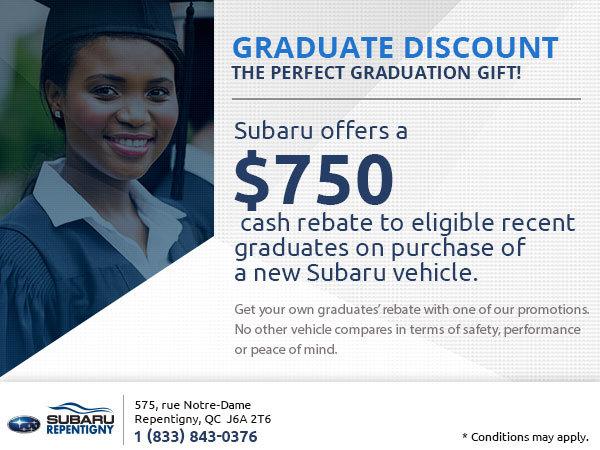 Graduate Discount