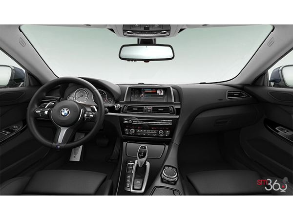BMW 6 Series Coupe 2017
