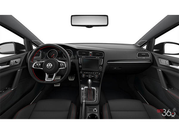 Volkswagen Golf GTI 5 portes 2017