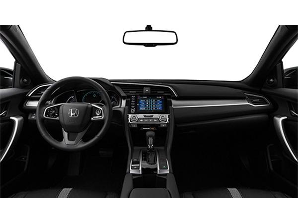 Honda Civic Coupé 2019