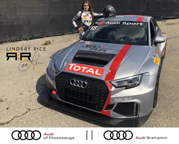 Lindsay Rice Announces Audi of Mississauga and Audi Brampton as New Partners