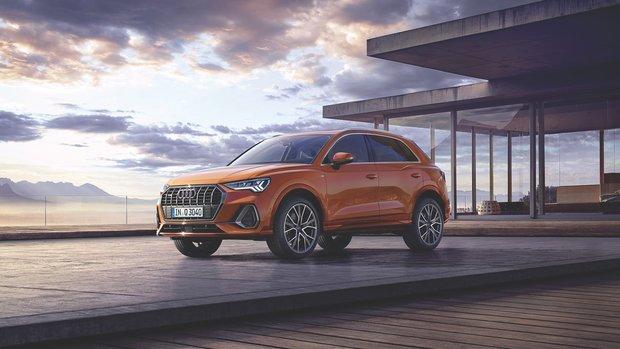 The All-New 2019 Audi Q3