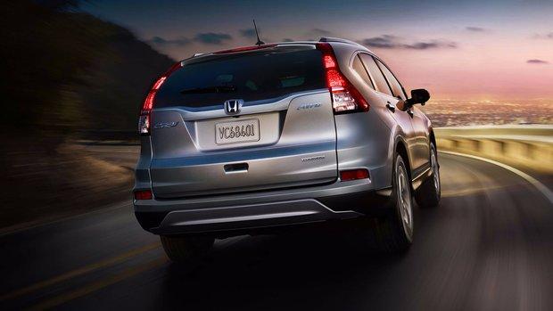 Le Honda CR-V 2016 obtient la meilleure note de sécurité de la part de la NHTSA