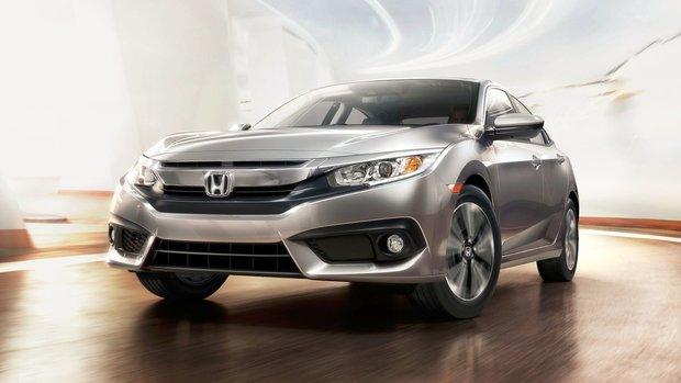 Un autre prix pour la Honda Civic 2016