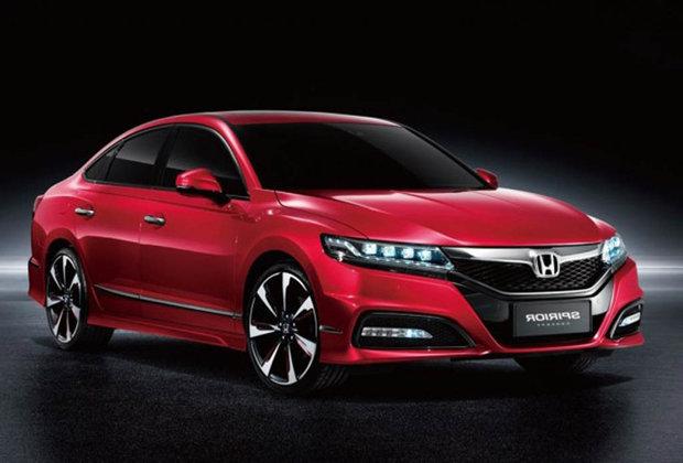 La nouvelle Honda Accord 2017 Hybride arrive cet été