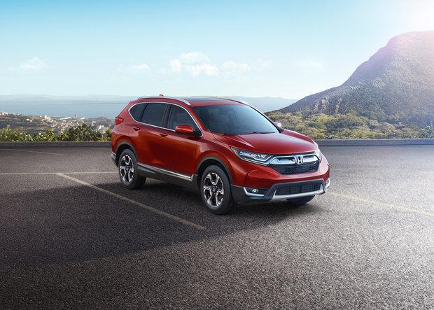 Le Honda CR-V 2017 : turbo et raffiné