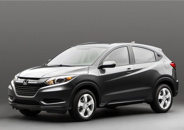 Honda HR-V : Le petit VUS Honda arrive bientôt