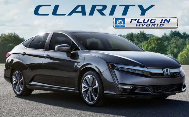 Honda Clarity hybride 2019 : la plus verte des Honda