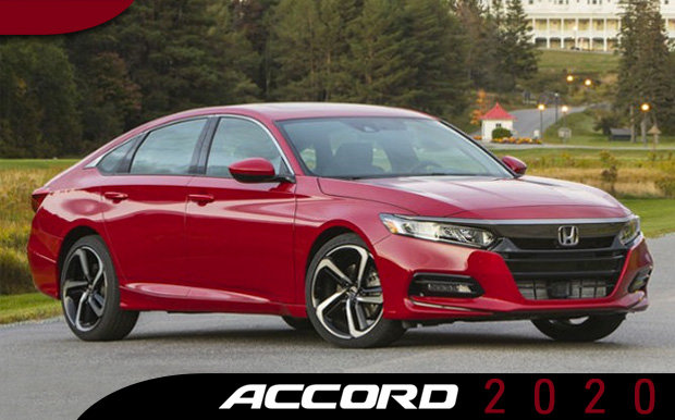 What to expect in the 2020 Honda Accord