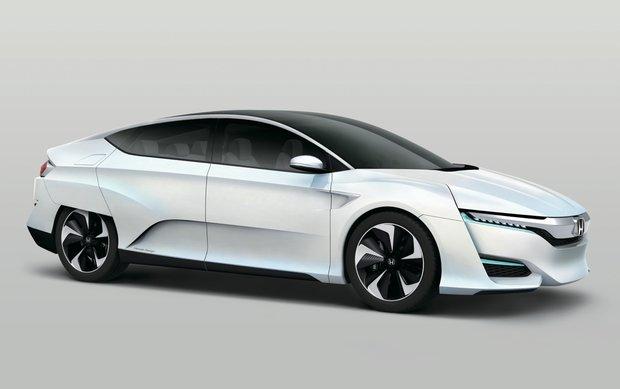 Le concept FCV de Honda sera à Détroit