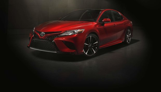 The 2018 Toyota Camry: Better in Every Single Way