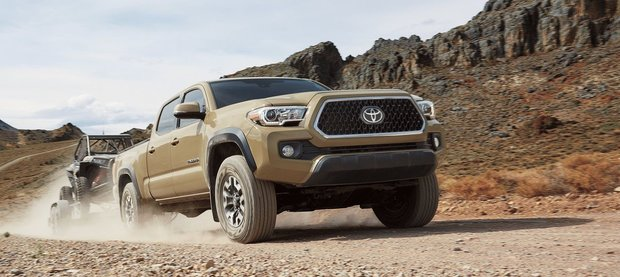 No Charge TRD Exhaust