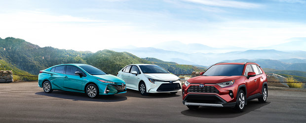 Discover Toyota Hybrid Vehicles