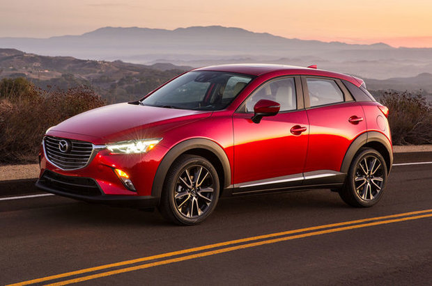 Mazda CX-3 2017 : utilitaire et sportif