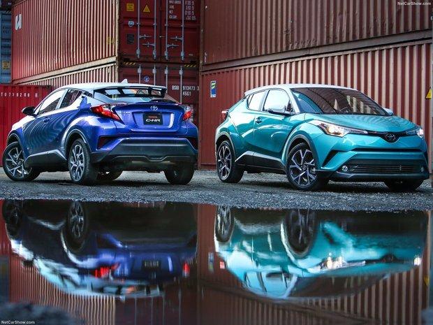 3 choses à savoir sur le nouveau Toyota C-HR 2018