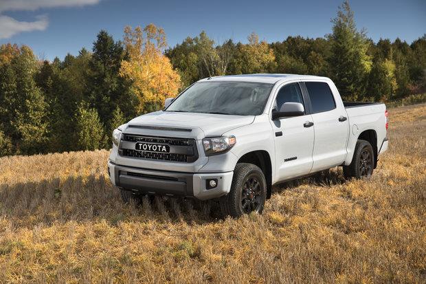 La gamme Toyota TRD Pro 2019 est encore plus impressionnante