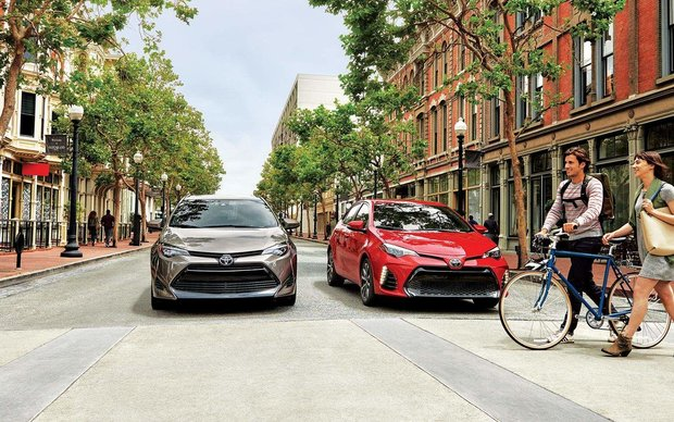 2017 Toyota Corolla: Quite Simply the Best-Selling Car in the World