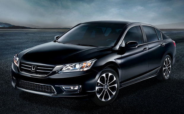 2015 Honda Accord : still the top dog