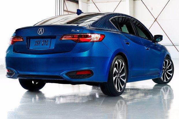 Acura ILX 2016 : des changements de taille