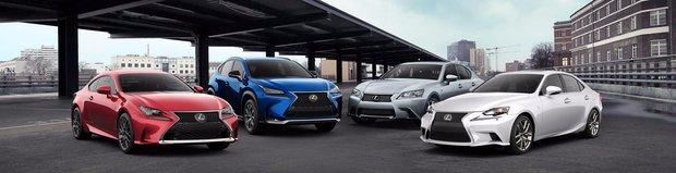 What is Lexus F Sport?