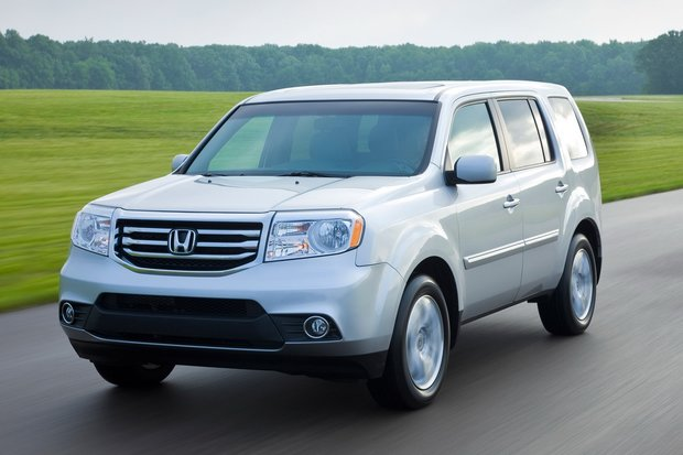 2016 Honda Pilot: All new!