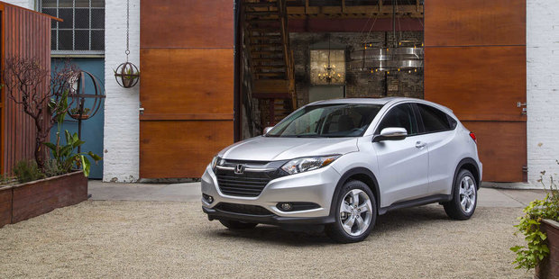 2016 Honda HR-V: Adding to the success