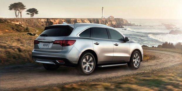 2016 Acura MDX: Stunningly capable