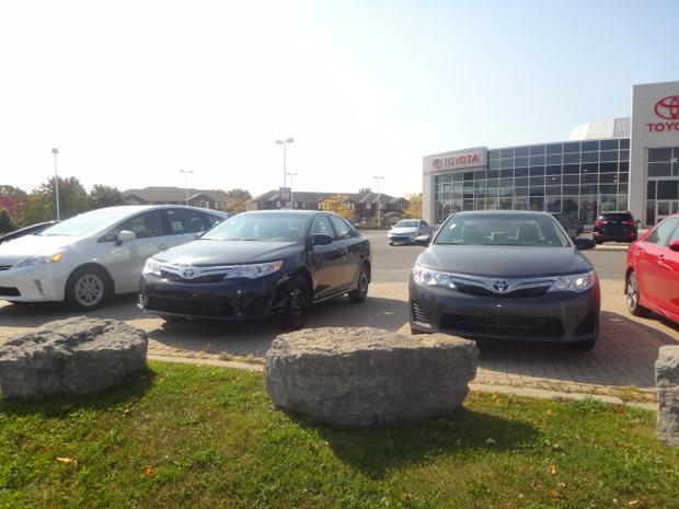 Leasing with Kingston Toyota Scion's Multiple Security Deposit Program