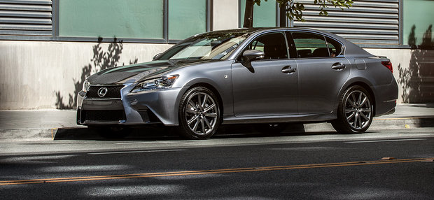 2015 Lexus GS: midsize luxury with great performance