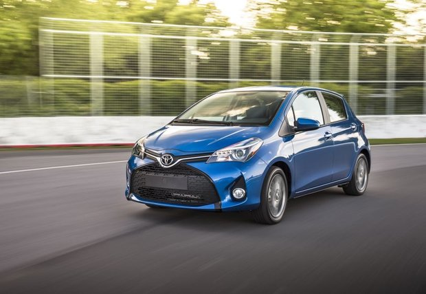 2015 Toyota Yaris: Dominating the City