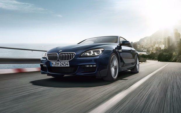 BMW Série 6 2016 : Puissance et grand luxe