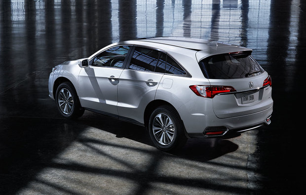 2016 Acura RDX: a very distinguished compact SUV