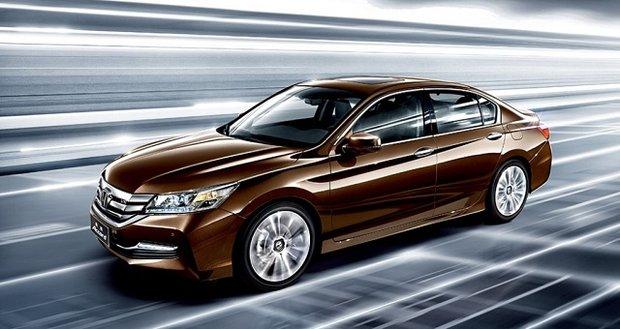 Honda presents the 2016 Accord
