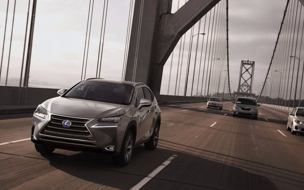 The Media and the All-New 2015 Lexus NX