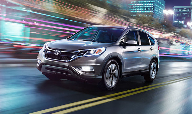 SUVs Push Honda to a New Sales Record in July
